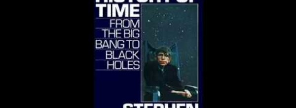 A Brief History of Time – Stephen Hawking – Audiobook