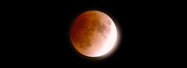 Total Lunar Eclipse on October 8th