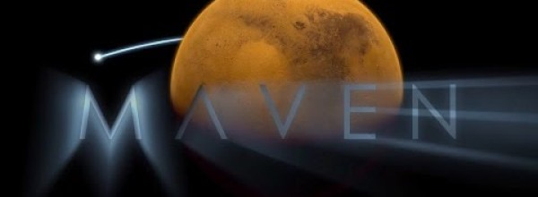 "MAVEN Sends ""First Light"" Images of Mars' Upper Atmosphere – NASA"