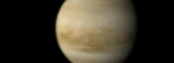 The First Close-up of Venus' Atmosphere