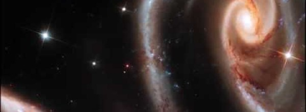 Time-Lapse Video of the Rose Galaxy