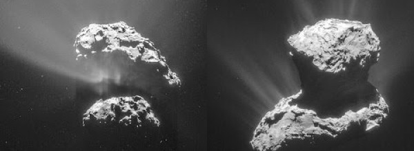 Comet 67P/Churyumov-Gerasimenko Will Reach Perihelion This Summer