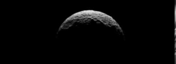 Ceres' North Pole – NASA