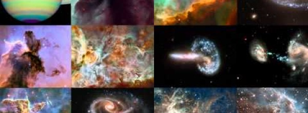 The Most Beautiful Hubble Images