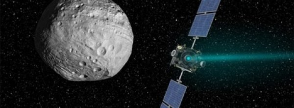 Bright Lights on Ceres Could Be from Ice
