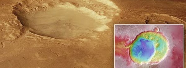 New Supervoolcano Has Been Detected on Mars