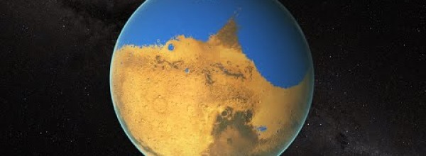 How Wet Was Ancient Mars?