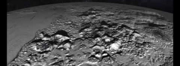 New Horizons' Flyby over Pluto – NASA