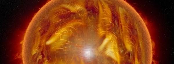 The Sun's Rippling Energy