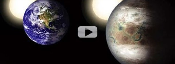 NASA Has Spotted 'Earth's Bigger, Older Cousin'