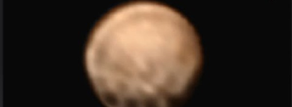 Pluto Has Mysterious Dark Spots on Its Surface