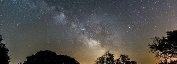 The Milky Way Above Mallorca, Spain