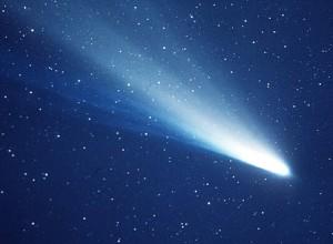 Halley's comet - asteroids, meteors, meteorites