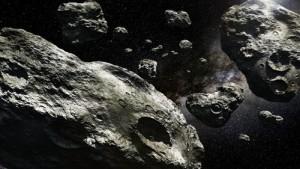 Asteroids & comets - asteroids, meteors, meteorites