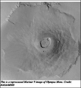 Mariner 9 images