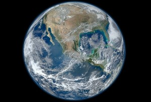 The Blue Marble Earth - Nasa