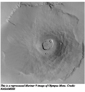Mariner 9 images